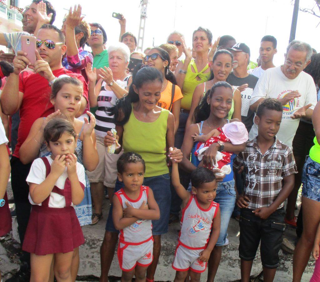 Сред жителите на Сагуа Ла Гранде. Снимка: Къдринка Къдринова