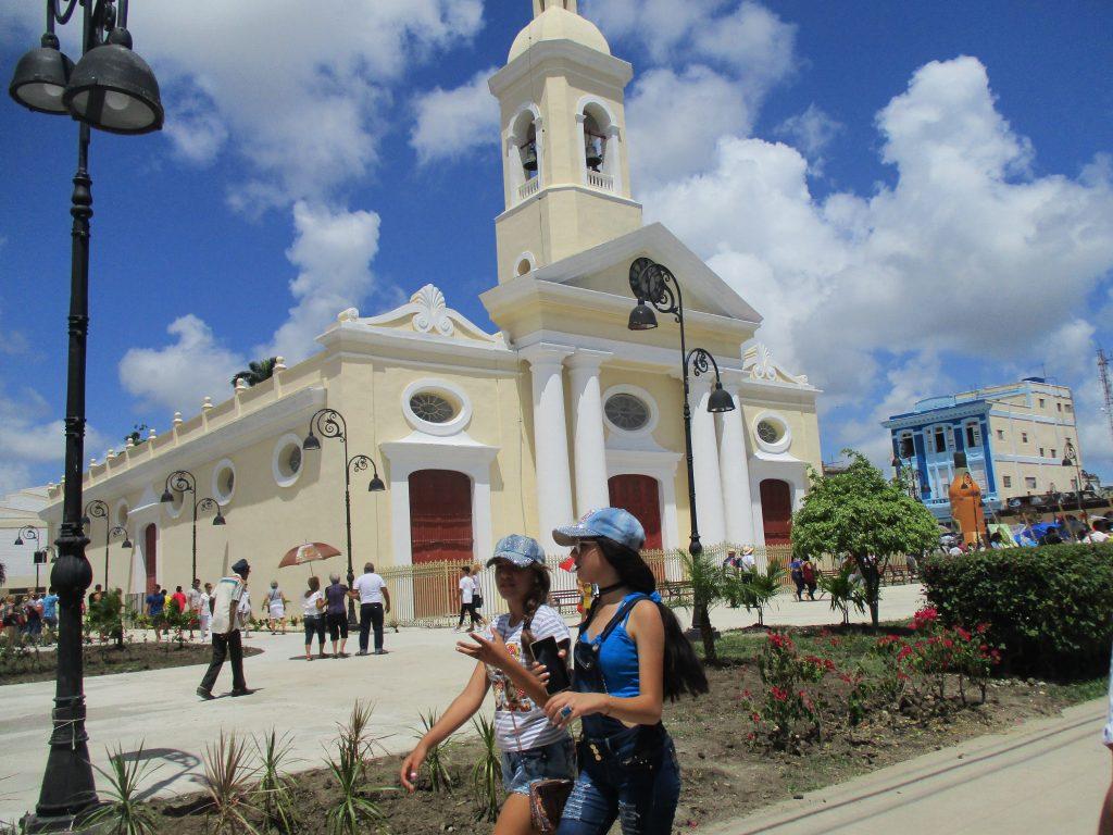 В центъра на Сагуа Ла Гранде. Снимка: Къдринка Къдринова