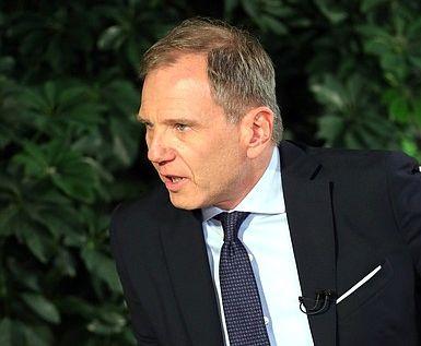Армин Волф задава поредния си въпрос на руския президент: Снимка: kremlin.ru