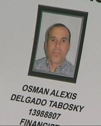 Осман Алексис Делгадо Табоски. Снимка: Resumen Latinoamericano