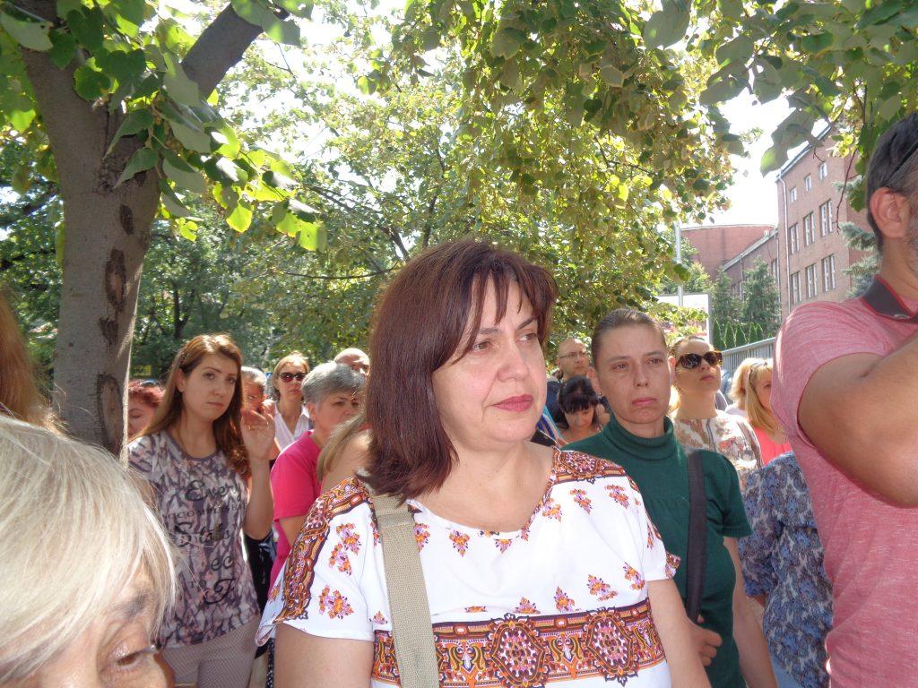 Петя Колева. Снимка: Къдринка Къдринова