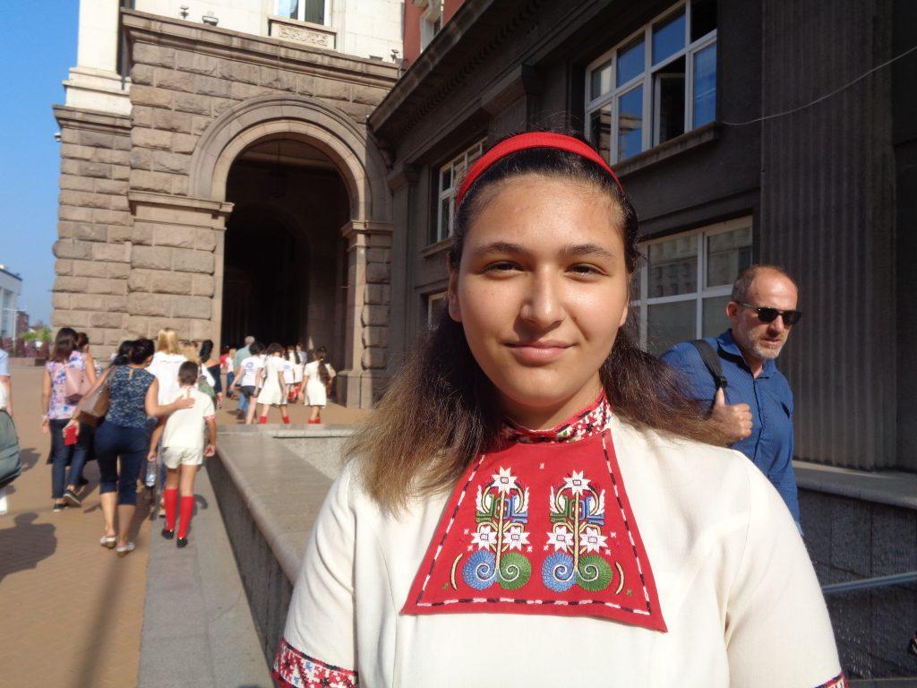 Сандра Кордова. Снимка: Къдринка Къдринова