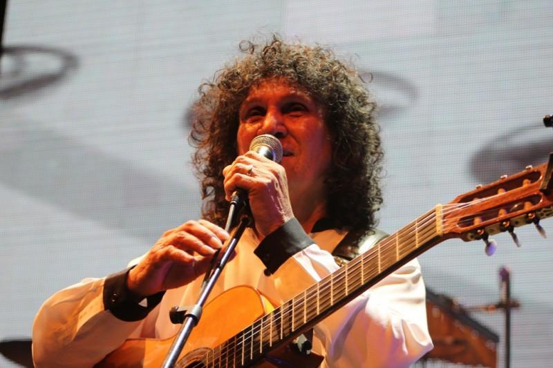 """Роберто Маркес, ръководител на групата """"Ияпу"""". Снимка: Фейсбук"""