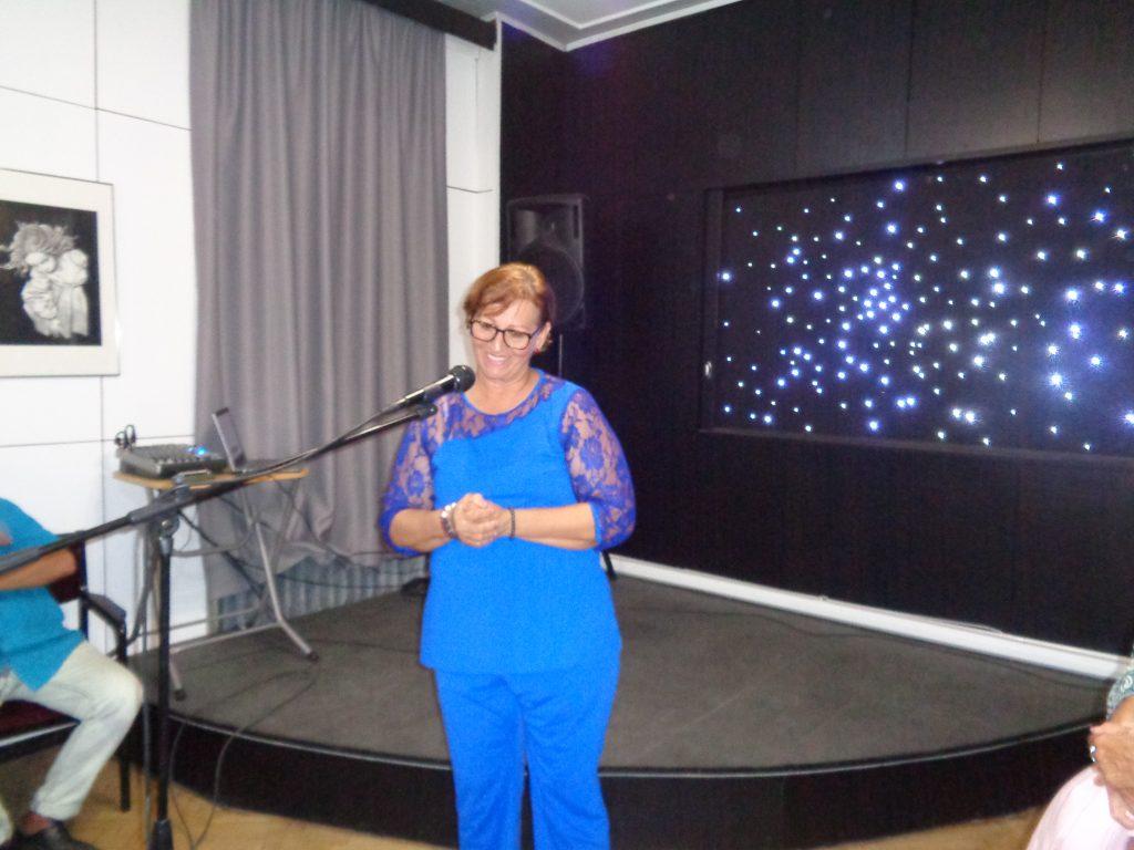 Вилма Родригес от Коста Рика поставя началото на обучението по туризъм в родината си, стъпвайки на своята подготовка от България. Снимка: Къдринка Къдринова
