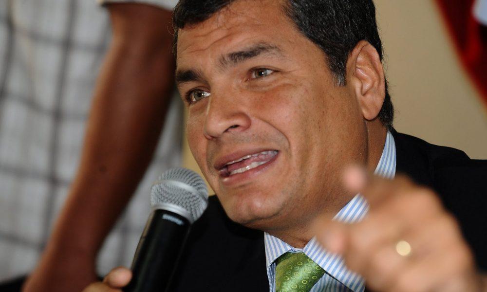 Рафаел Кореа, бивш президент на Еквадор. Снимка: caribflame