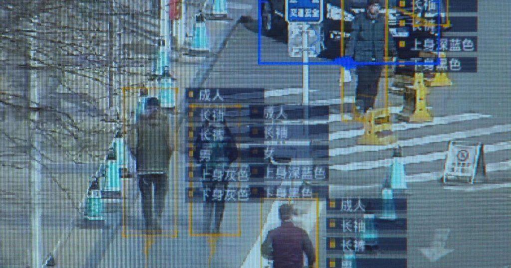 Тоталният контрол над гражданите вече е реалност в Китай. Снимка: CBS News
