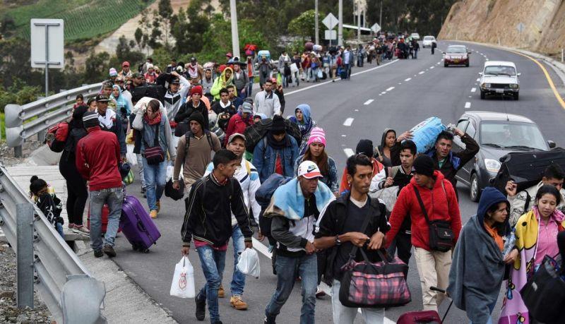 Така ни показват сега венесуелците. Снимка: Resumen Latinoamericano