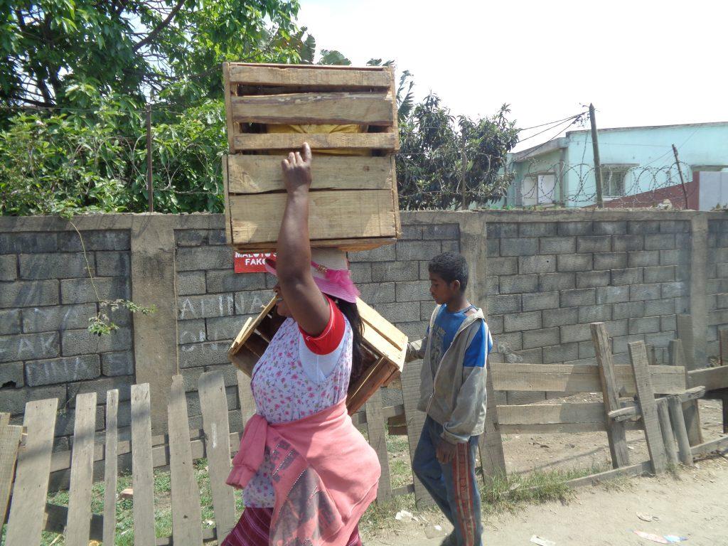 80 на сто от мадагарскарците живеят с по-малко от 2 долара на ден. Снимка: Къдринка Къдринова