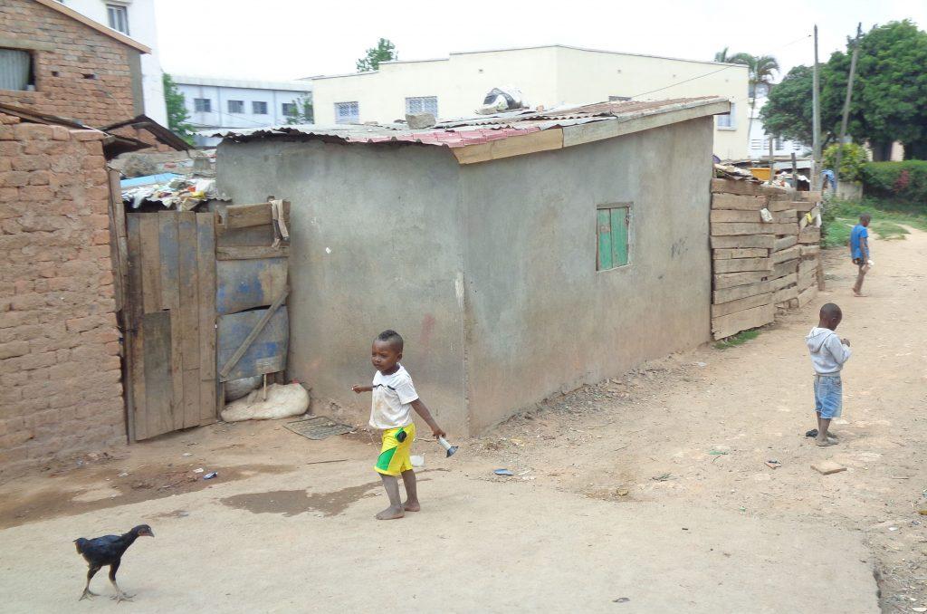 Оттук Антананариво не прилича на приказка. Снимка: Къдринка Къдринова