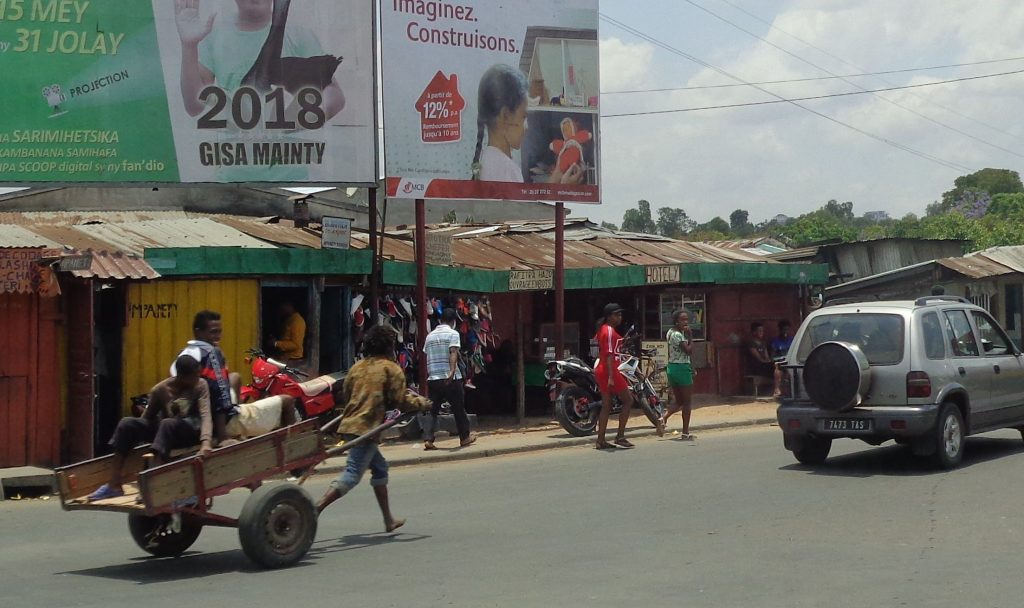 На рикшата може да е и весело. Снимка: Къдринка Къдринова