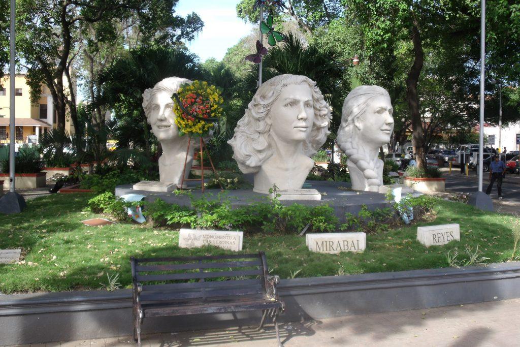Паметник на сестрите Мирабал в Доминиканската република. Снимка: litci.org