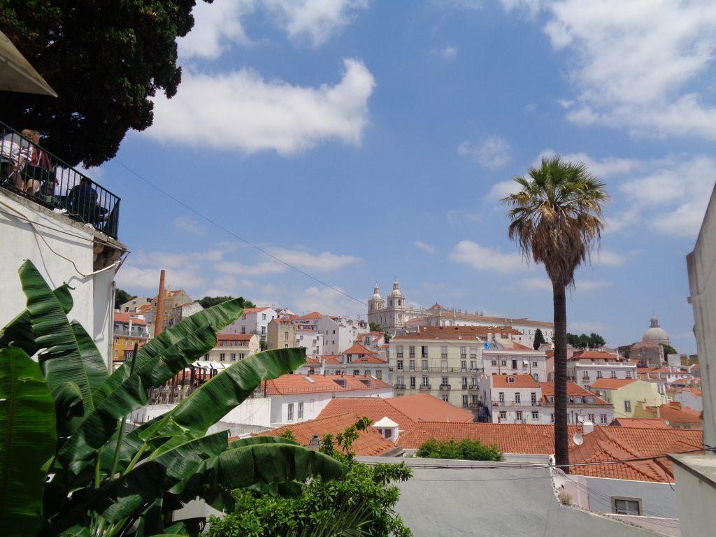 Панорама от Алфама. Снимка: Къдринка Къдринова