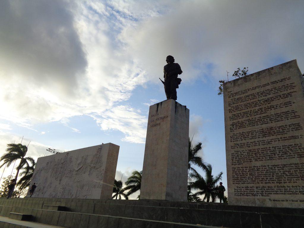 Мемориалът на Че Гевара в Санта Клара. Снимка: Къдринка Къдринова