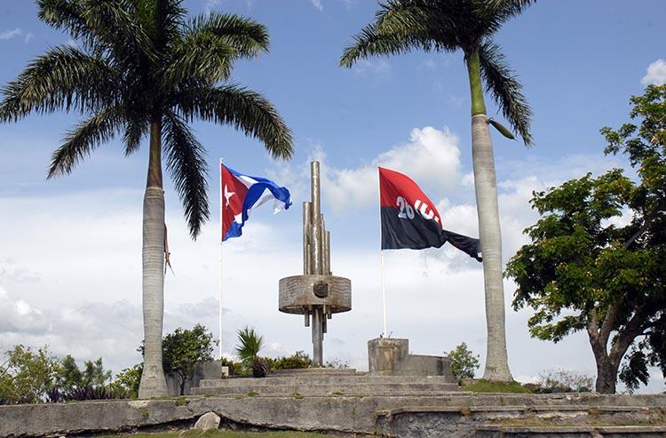 Паметникът на хълма Ел Капиро.