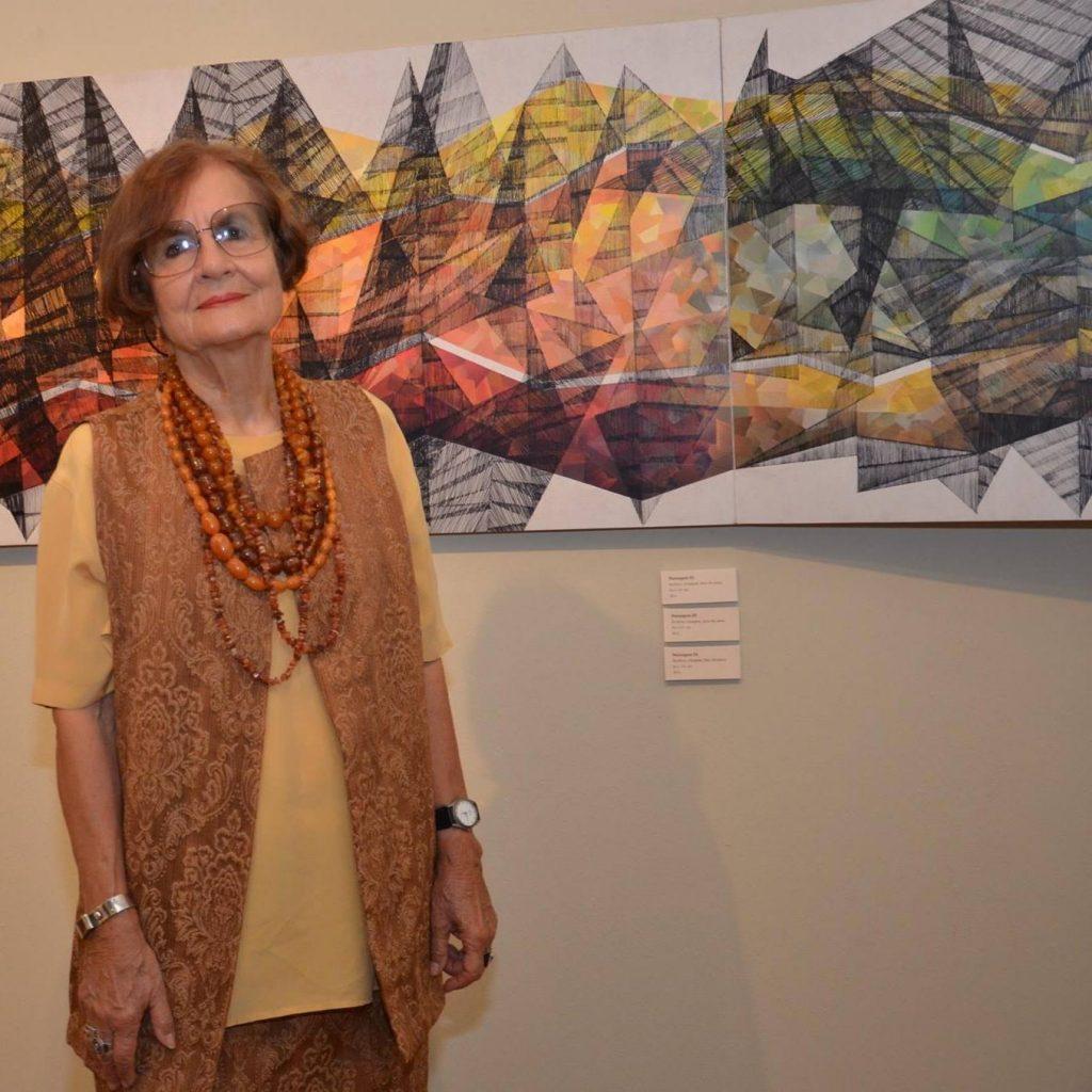 Доли Михайловска – архитект и художник от Рио де Жанейро