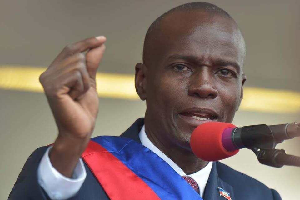 Жовенел Мойс е президент на Хаити от 2017 г. Снимка: Resumen Latinoamericano