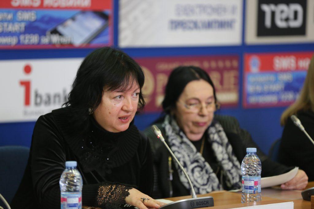 Снежана Тодорова (вляво) и Жоржета Пехливанова