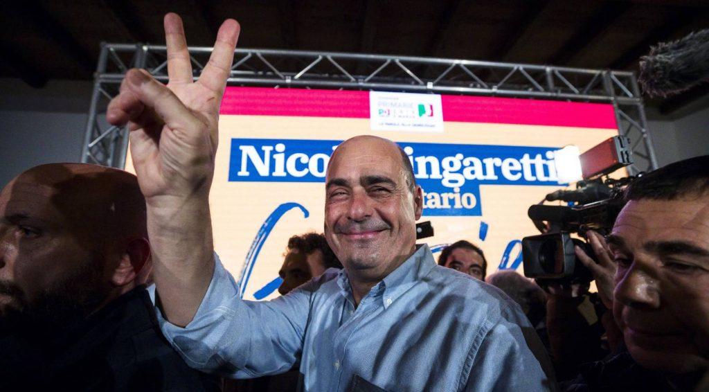 Никола Дзингарети е новият лидер на Демократическата партия в Италия. Снимка: EFE