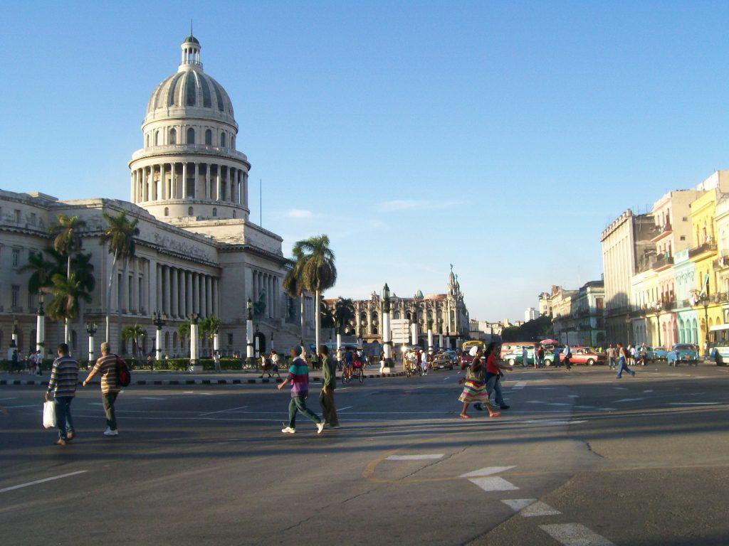 Хаванският Капитолий. Снимка: Къдринка Къдринова
