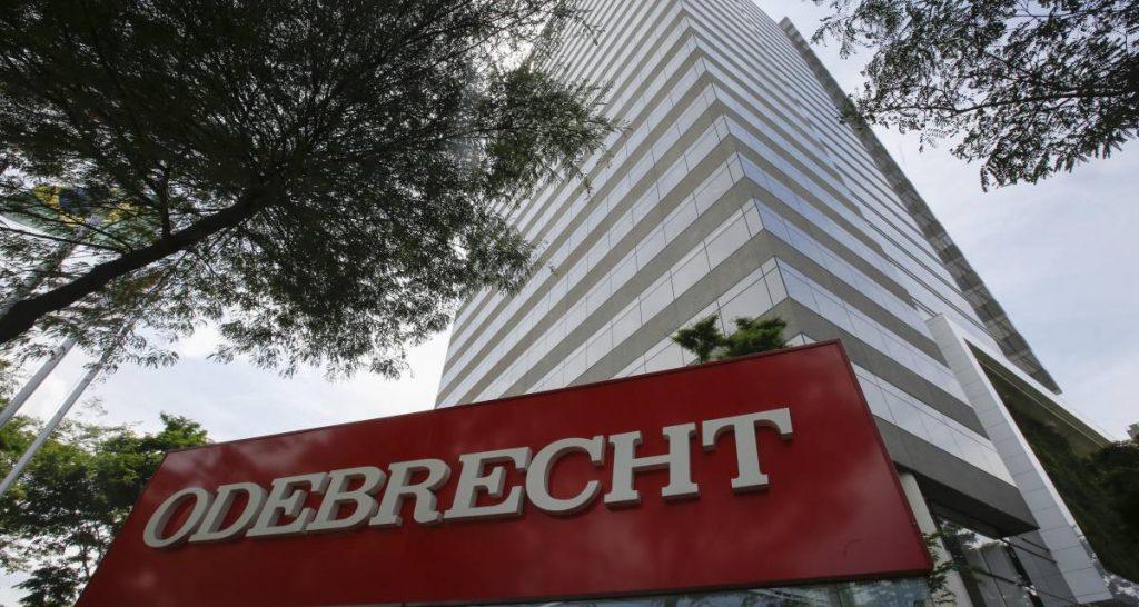 """Централата на бразилската строителна компания """"Одебрехт"""". Снимка: El Pais"""