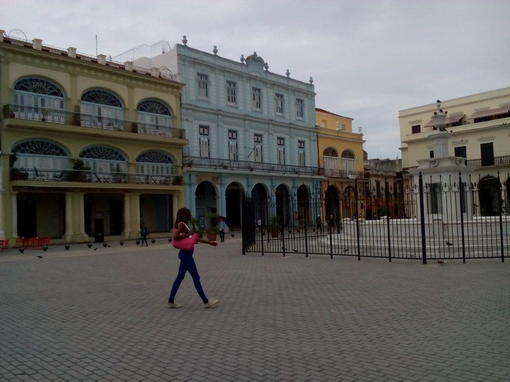 Още един ракурс към Стария площад. Снимка: Къдринка Къдринова