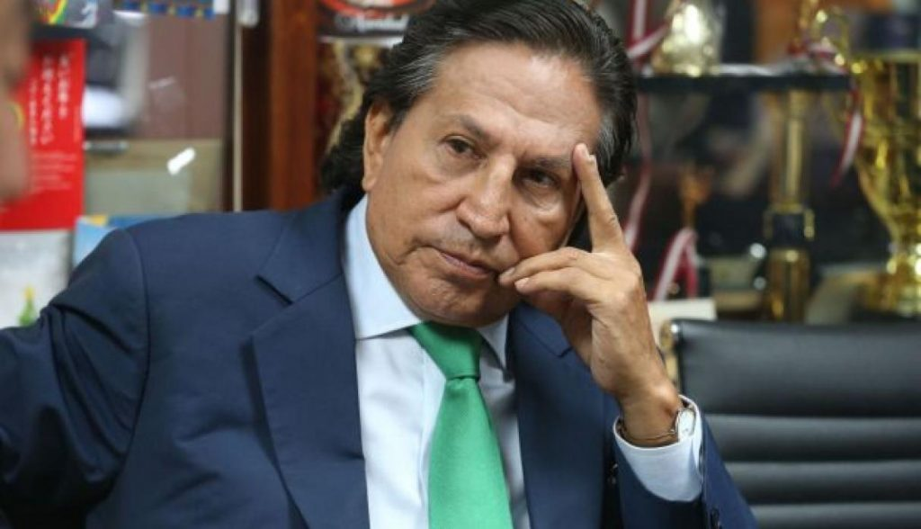 Алехандро Толедо. Снимка: Peru21