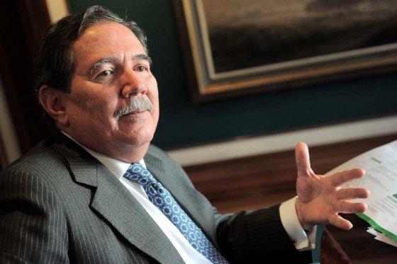 Колумбийският министър на отбраната Гийермо Ботеро. Снимка: El Espectador