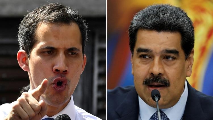 Ще се установи ли диалог между Хуан Гуайдо и Николас Мадуро? Снимка: Infobae