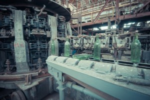 Изоставена фабрика за стъкло Елена