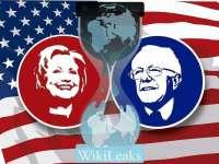 Уикилийкс разкри документи, показващи, че партийни игри са предрешили избора на Клинтън за кандидат на Демократическата партия
