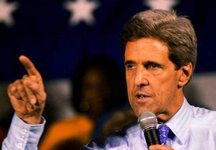 Войната продължава на всяка цена според държавния секретар Джон Кери. Снимка: Wikimedia Commons