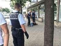 И сириец проля кръв в Германия