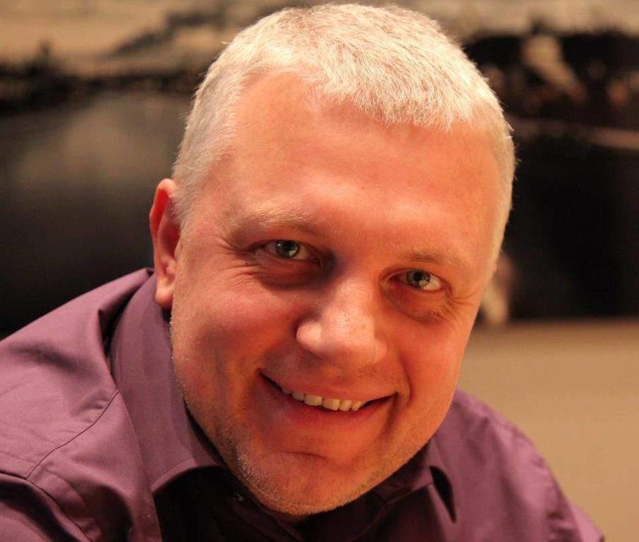 Павел Шеремет - убитият украински журанлист. / Снимка: Фейсбук.