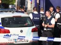 Белгийската полиция е на крак в Шарлероа и в Лиеж