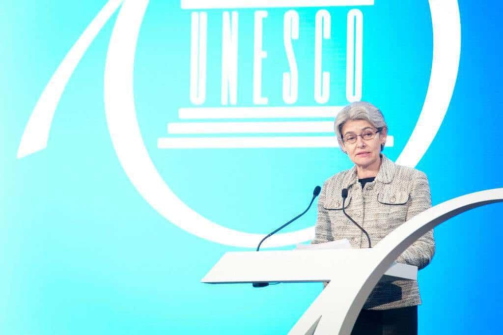 Ирина Бокова, генерален директор на ЮНЕСКО