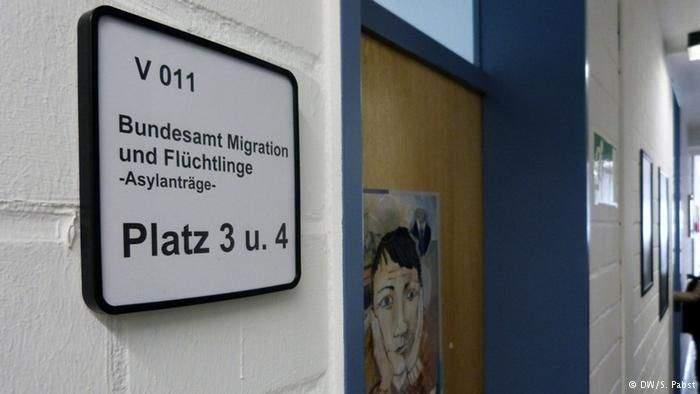 Германски офис за прием на бежанци