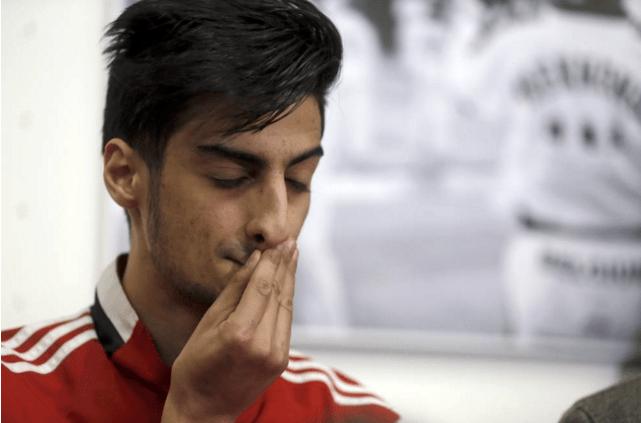 Мурад Лашрауи е в Рио със славата си на европейски шампион по таекуондо