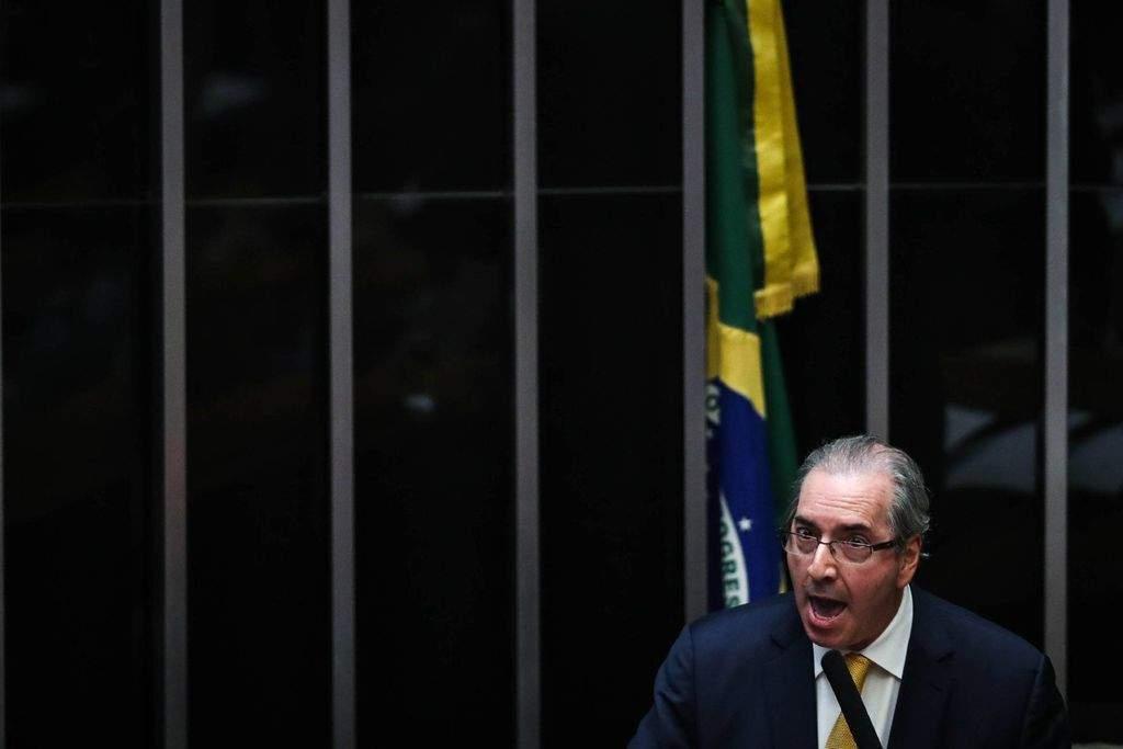 Бившият председател на бразилския парламент Едуардо Куняа бе арестуван за корупция