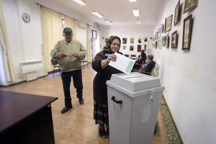 Дори и унгарското малцинство в Румъния участва в унгарския референдум