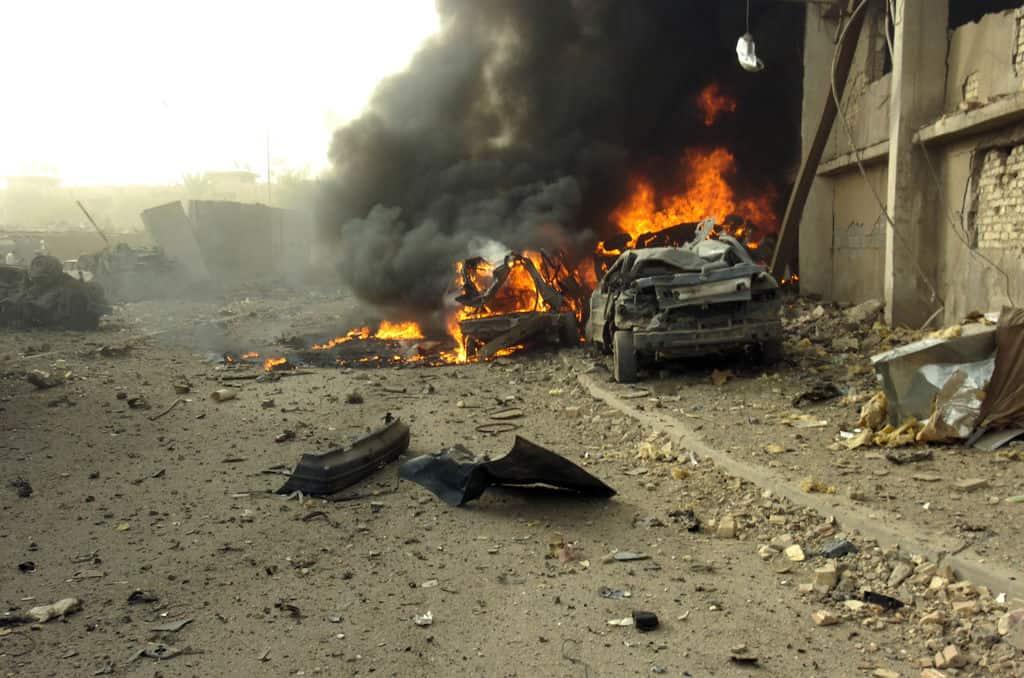 Ирак САЩ Ал Кайда