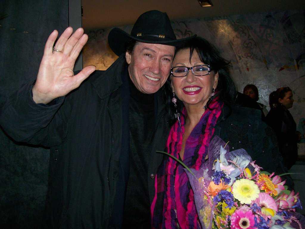 Бисер Киров и Йорданка Христова на концерт за Куба в София през 2013 г. Снимка: Къдринка Къдринова