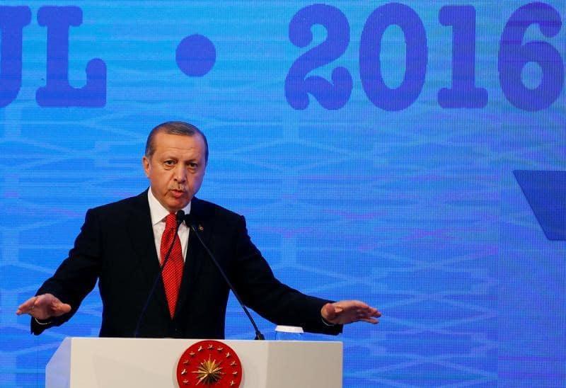 В речта си пред сесията на Парламентарната асамблея на НАТО в Истанбул президентът Реджеп Ердоган очерта доста от стратегическите цели на Турция