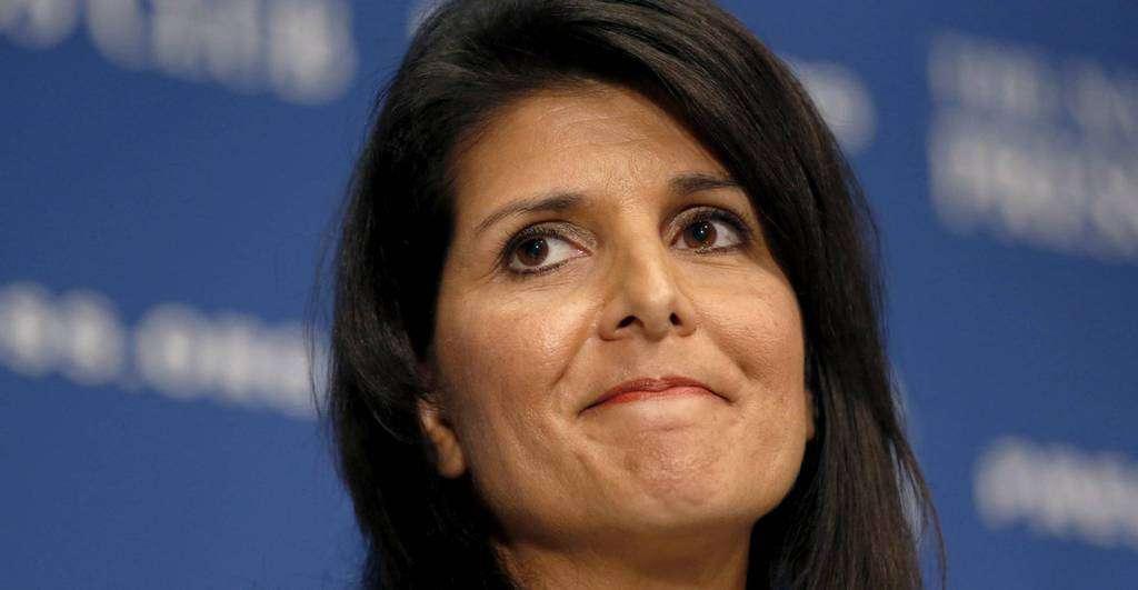 Губернотарката на Южна Каролина Ники Хейли, която е от индийски произход, ще е новата постоянна представителка на САЩ в ООН