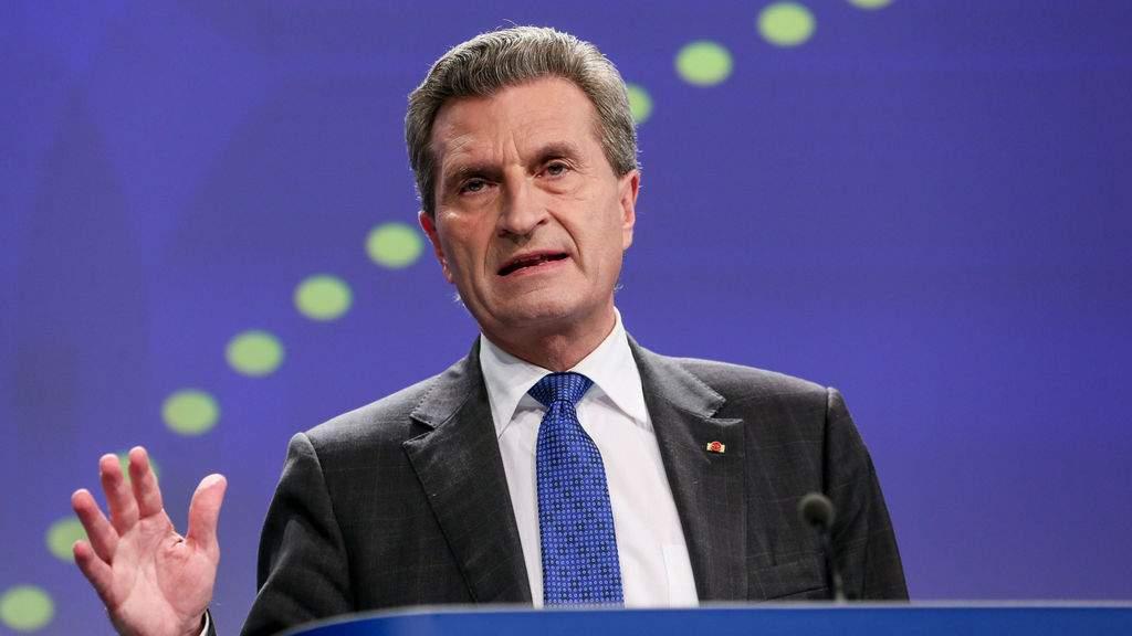 Какви ли шегички готви Гюнтер Йотингер на бюджета на ЕС, който се кани да поеме