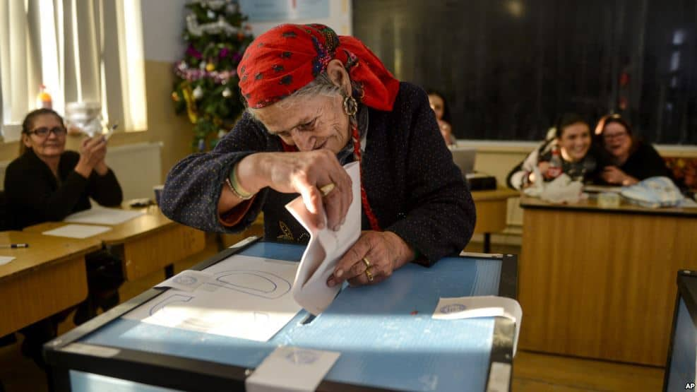 Преплитането на необясними реалности прозира зад румънските изборни резултати