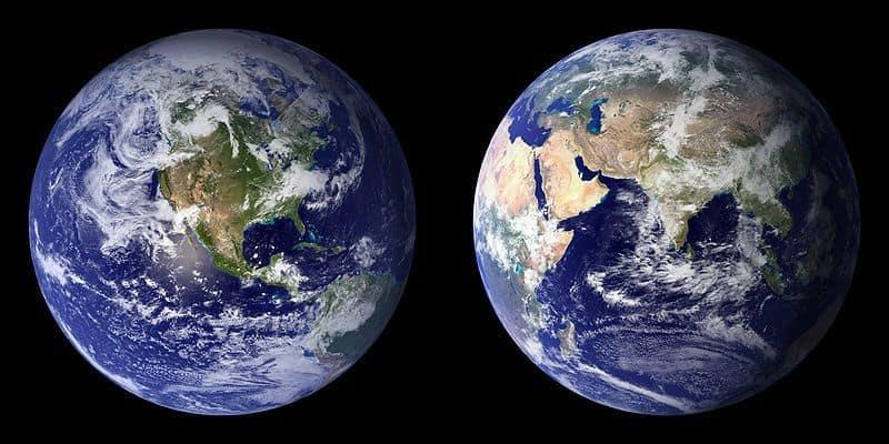 Непознат досега вид се оказа заплаха за живота на Земята. Снимка: NASA
