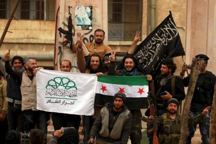"""Доскоро различните ислямистки и бунтовнически групировки в Северна Сирия действаха съвместно с """"Ан Нусра"""""""