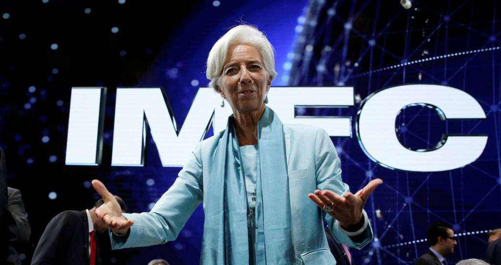 Генералната директорка на МВФ Кристин Лагард започна да говори за неравенството като алтерглобалистка