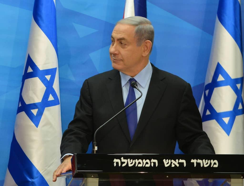 В началото на годината Бенямин Нетаняху бе разпитван във връзка с разследване за корупция
