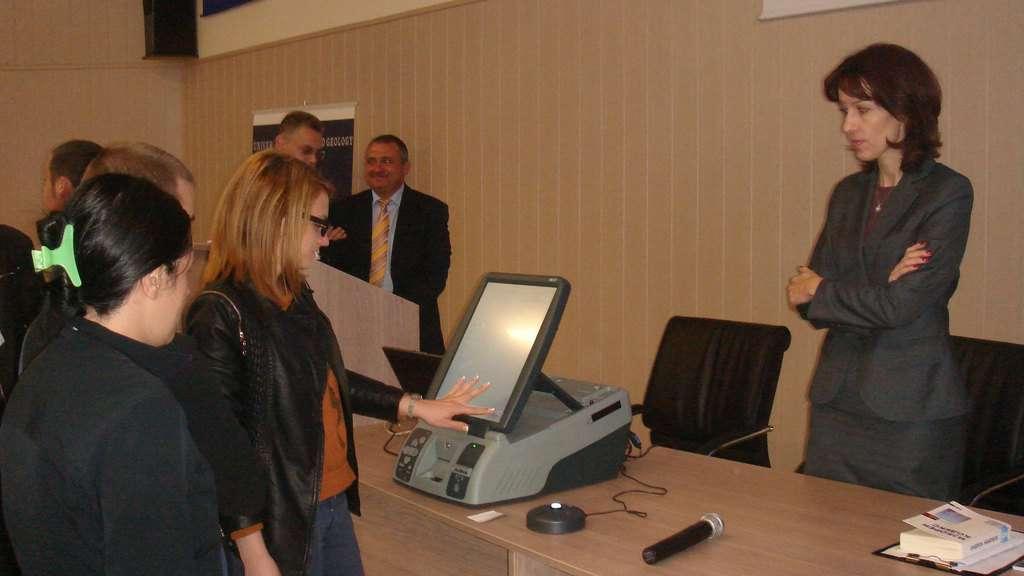 Снимка: Централна избирателна комисия